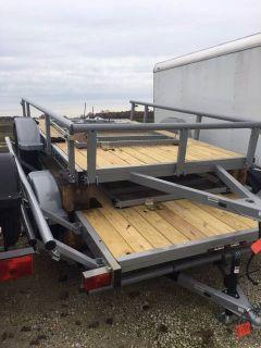 2018 Karavan Trailers KSC-2990-72-10 Utility Francis Creek, WI