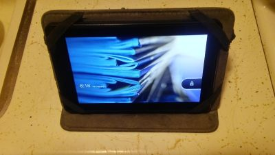 Kindle fire 8 inch tablet.one owner.Great shape