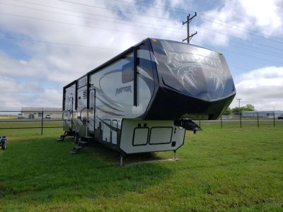 2014 Raptor toy hauler/camper Other Durant, OK