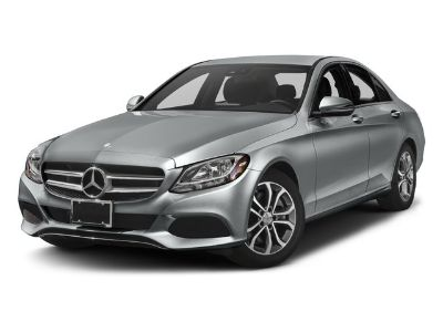 2016 Mercedes-Benz C-Class (OBSIDIAN BLACK METALLIC)