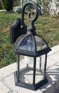 Decorative Exterior/Porch Light