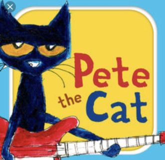 ISO Pete the Cat books
