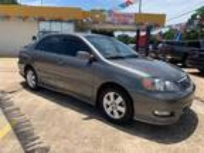 Used 2008 TOYOTA COROLLA For Sale