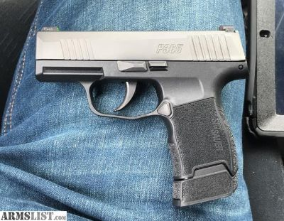 For Sale: Sig p365 micro compact 9mm