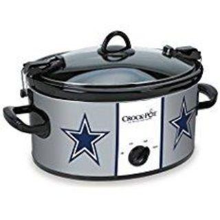 NFL Logo Slow Cookers / Crock Pots