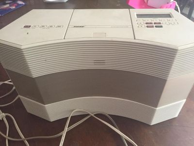 Bose stereo with CD player