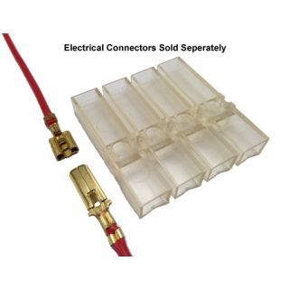 Weco OEM Insulated Spade Electrical Terminals