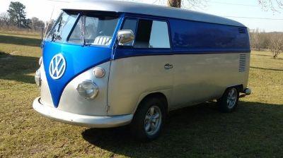 1965 VW Panel Van