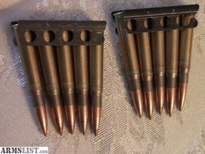 For Sale: Military rifle ammo 7.7 jap 303 Brit