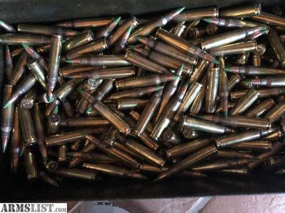For Sale: 5.56/223 and 308 ammo