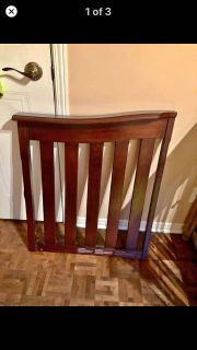 Pali Crib/Toddler Rail Set