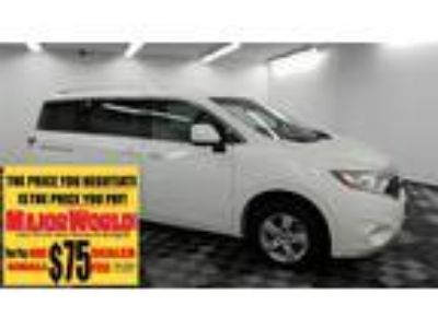 $18995.00 2017 Nissan Quest with 49456 miles!