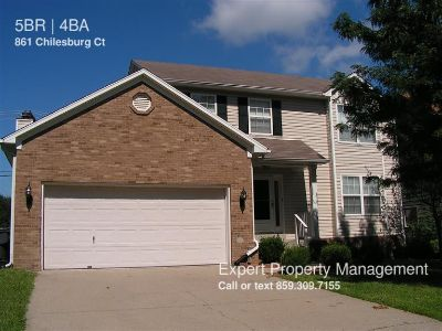Single-family home Rental - 861 Chilesburg Ct