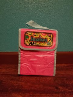 Jessica lunch bag
