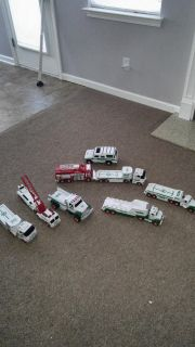 Prices for all Hess trucks