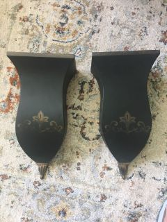 Southern Living home wall sconces.