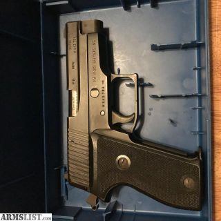 For Sale/Trade: Sig Sauer P6/P225
