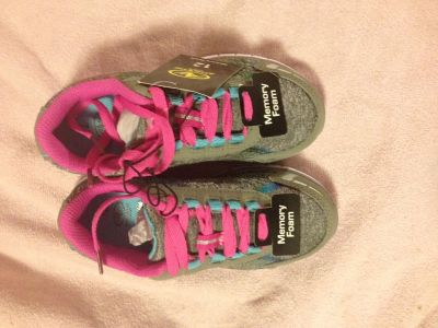 NWT Sneakers Size 12$10.00