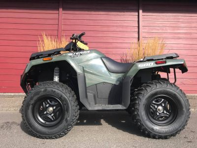 2018 Textron Off Road Alterra 500 Sport-Utility ATVs Tualatin, OR
