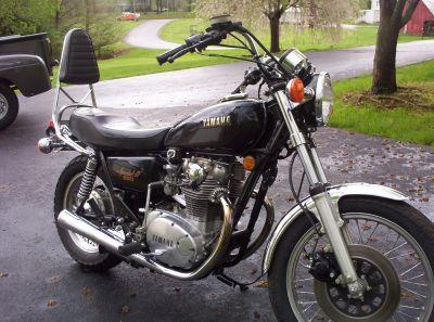 1979 Yamaha XS650
