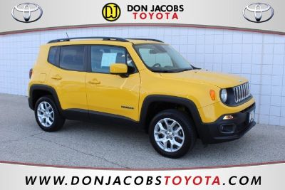2016 Jeep Renegade (Solar Yellow)