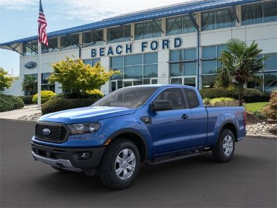 2019 Ford Ranger (Lightning Blue Metallic)