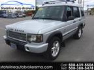 Used 2003 LAND ROVER Discovery For Sale
