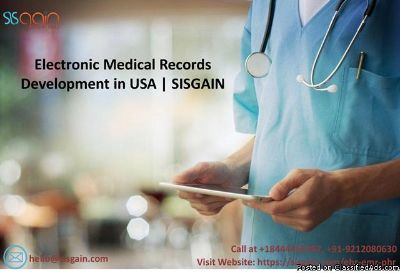Looking for Best Electronic Medical records Development in USA?