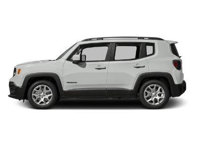 2015 Jeep Renegade Latitude (Alpine White)