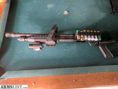 For Sale: Mossberg Chainsaw