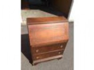 Antique secretary writing desk very nice s (Denver CO)