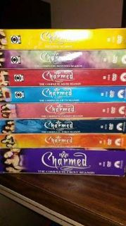 Charmed ALL seasons