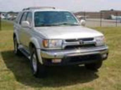 Toyota 4Runner 3.4L DOHC from 2002