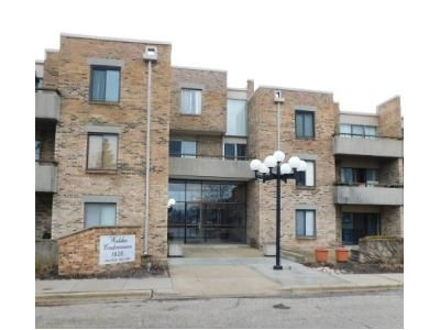 1 Bed 1 Bath Foreclosure Property in Schaumburg, IL 60173 - Prairie Sq Apt 130