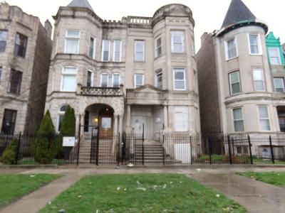 14 Bed 4 Bath Preforeclosure Property in Chicago, IL 60615 - S Prairie Ave