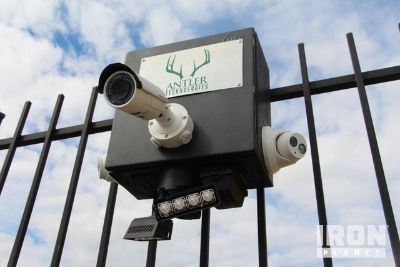 Antler Technologies Axis Pole Mounted Surveillance Unit