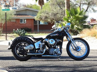 1947 Harley Davidson Knucklehead