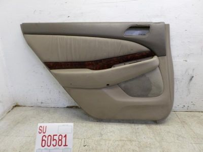 Purchase 99 00 01 ACURA TL SEDAN LEFT DRIVER REAR INNER DOOR TRIM PANEL COVER OEM 24379 motorcycle in Sugar Land, Texas, US, for US $46.49