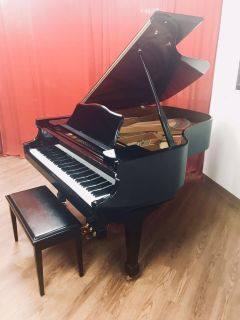 Grand Piano: Hobart M. Cable