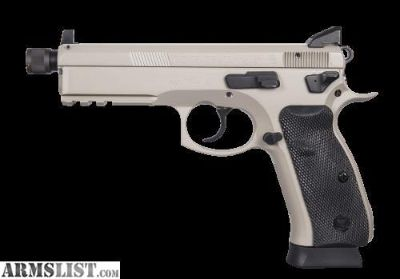For Sale: CZ 75 SP-01 Tactical in Urban Gray