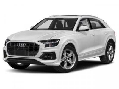 2019 Audi Q8 Prestige (White)