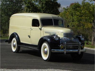 1941 Chevrolet 1 Ton Dually
