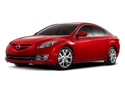 2009 Mazda Mazda6 i Touring (Brilliant Silver Metallic)