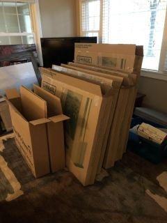 Picture Moving Boxes