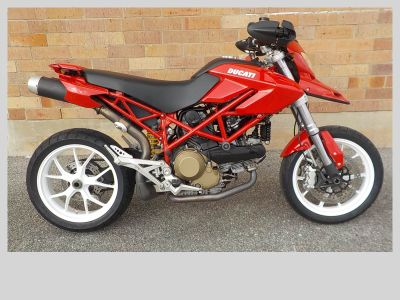 2008 Ducati Hypermotard 1100 Street / Supermoto Motorcycles San Antonio, TX