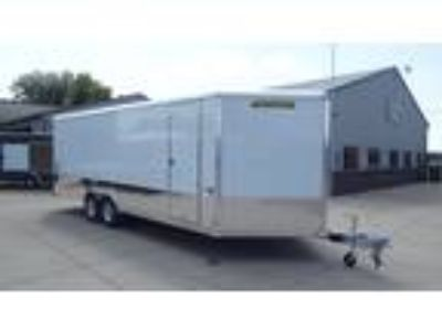 2019 Aluma AER822TAM 8.5'x22' Aluminum Enclosed Trailer