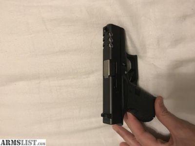 For Sale/Trade: Custom Glock 42