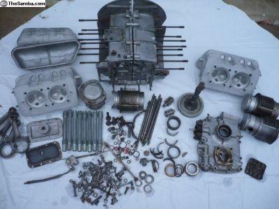 Porsche engine 356