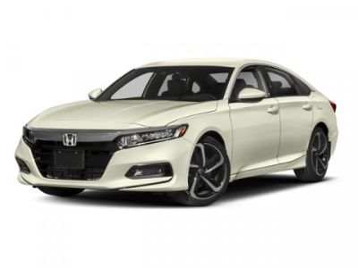 2018 Honda ACCORD SEDAN Sport 2.0T (Crystal Black Pearl)