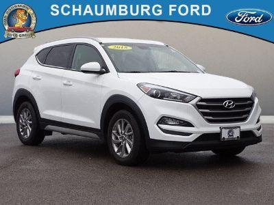 2018 Hyundai Tucson SEL (white)